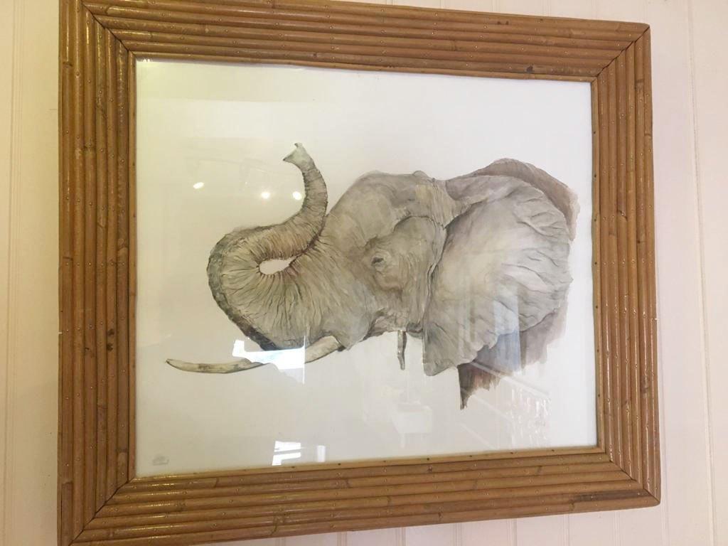 elephant-65x50cm