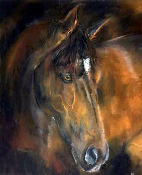 fusain-cheval3